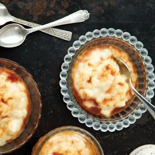 Caramel Rice Pudding