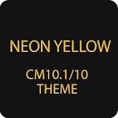 CM10.1/10 Theme Neon Yellow