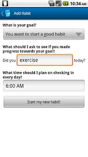 Floss: Your Habit Coach- screenshot thumbnail