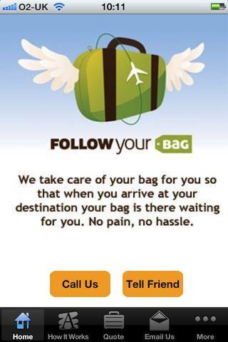Follow Your Bag