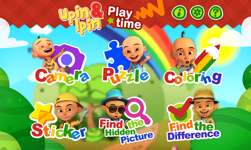 Upinipin playtime android apps on google play upinipin playtime screenshot stopboris Image collections