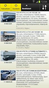 KeltainenPörssi.fi - screenshot thumbnail