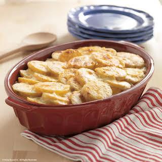 Creamy Scalloped Potato Casserole.