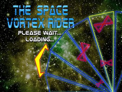 The Space Vortex Rider