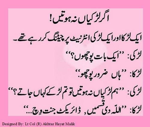 Urdu Jokes