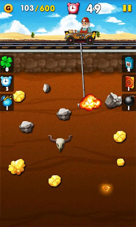 Gold Miner Free 1.5.065 screenshot 206250