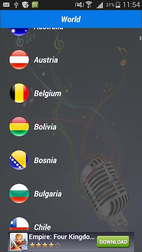 【免費音樂App】Radio Sweden-APP點子
