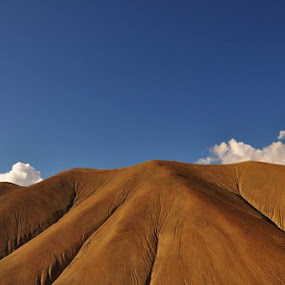 Leather Mountain by Pawan Pagaria - Landscapes Caves & Formations