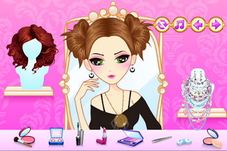 Singer Star Makeover Salon- screenshot thumbnail