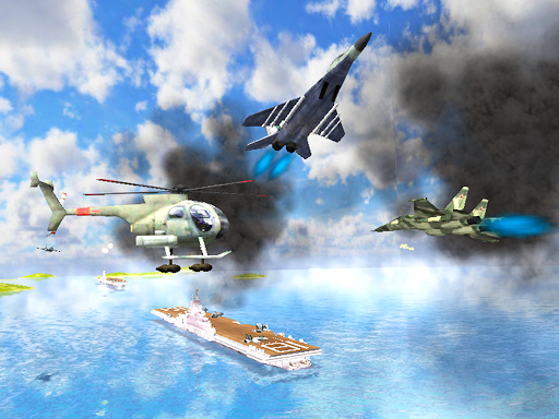 Aircraft War Jet Fighter