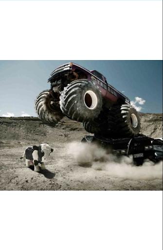 【免費個人化App】Monster Trucks Wallpaper-APP點子