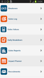 My sales Buddy- screenshot thumbnail