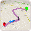 GPS Route Finder :GPS Maps Navigation & Directions