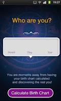 Screenshot of Horoscope - Birth Chart