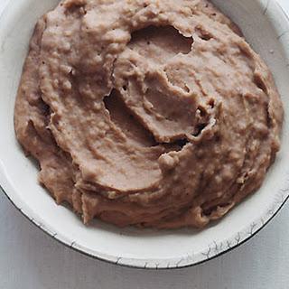 Chestnut and Potato Purée