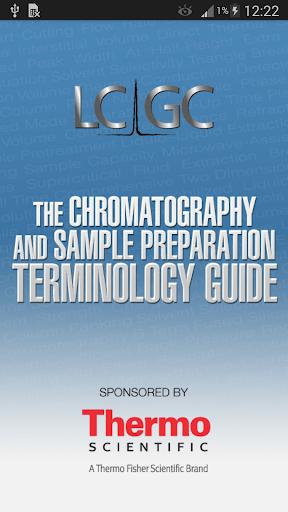 Chromatography Sample Prep App