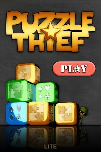 Puzzle Thief Lite - screenshot thumbnail