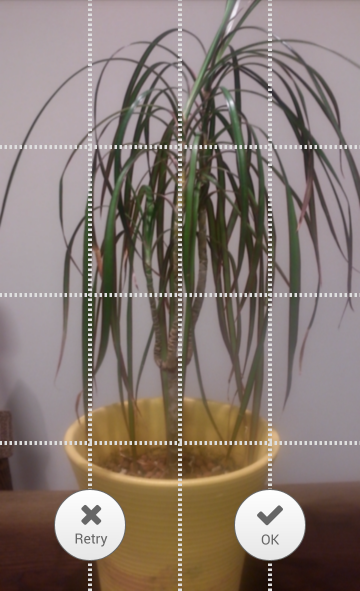 Growth Recording Camera- screenshot