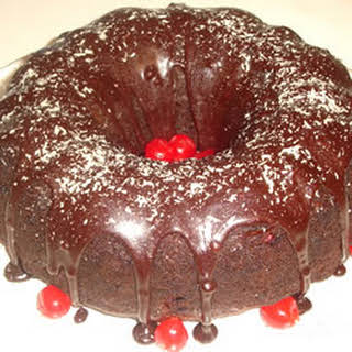 Quick Black Forest Cake.