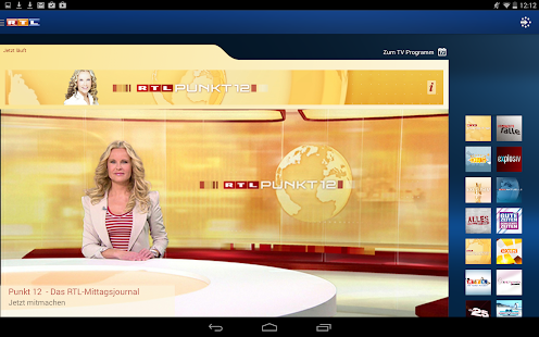 RTL INSIDE - screenshot thumbnail