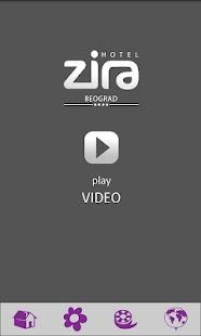Zira Hotel Belgrade- screenshot thumbnail