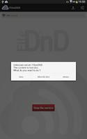 Screenshot of Files Drag & Drop