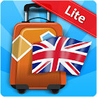 Phrasebook English (GB) Lite icon