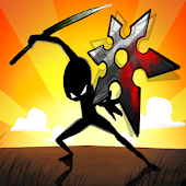 Ace Ninja Stickman Mega Slash