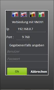Vm201 screenshot