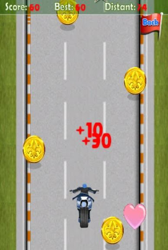 【免費賽車遊戲App】Tilt motorcycle bike-APP點子