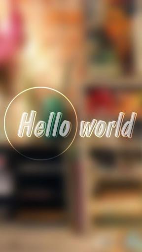Hello 2015 Hola Launcher Theme