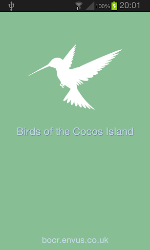 Bird Guide for Cocos Island CR