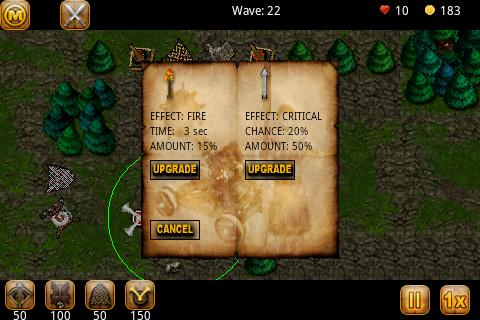 Syrmia Defense Lite - screenshot