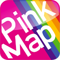 PinkMap icon
