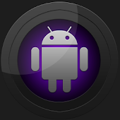Icon Pack - Black and Purple