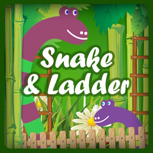 スネーク&ラダー 棋類遊戲 App LOGO-APP試玩
