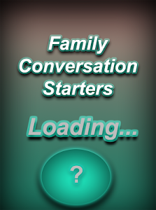 Family Conversation Starters screenshot 1