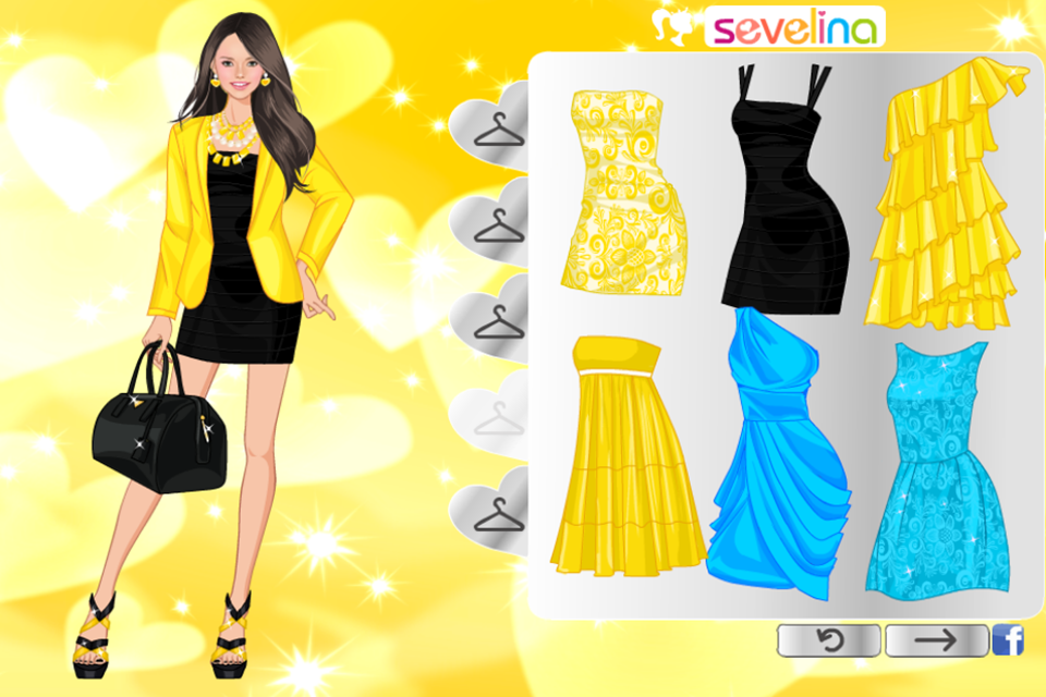 indian style dress up games virtual