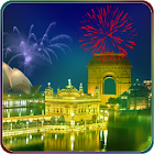 Happy Diwali HD Live wallpaper icon