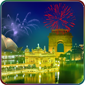 Happy Diwali HD Live wallpaper