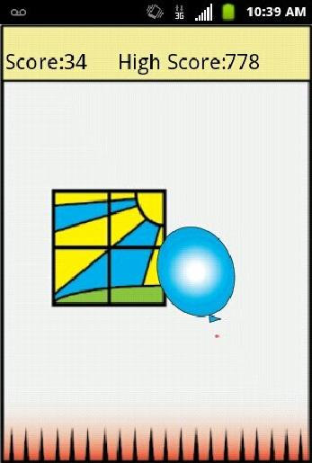 Balloon-Dont-Touch-The-Ground 5