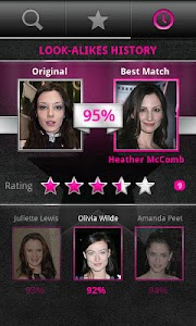 PicFace Celebrity Matchup screenshot 1