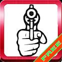 Pistolas Rifles Machineguns So icon