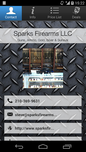 Sparks Firearms LLC
