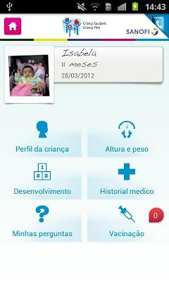 Mamãe Applicada - screenshot