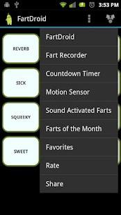 FartDroid Fart Machine- screenshot thumbnail