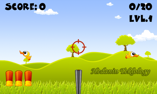 Ördek Vurma Oyunu - Duck Hunt
