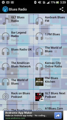 The Blues Project: Blues Radio