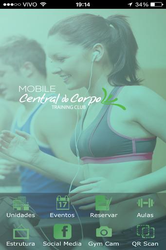 Central do Corpo