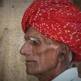 by Peeyush Sharma - People Portraits of Men